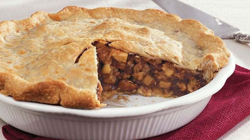 Traditional Mincemeat Pie