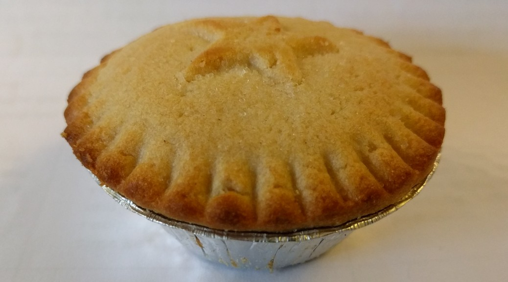 2015 The Co-Operative 6 Deep Filled Mince Pies