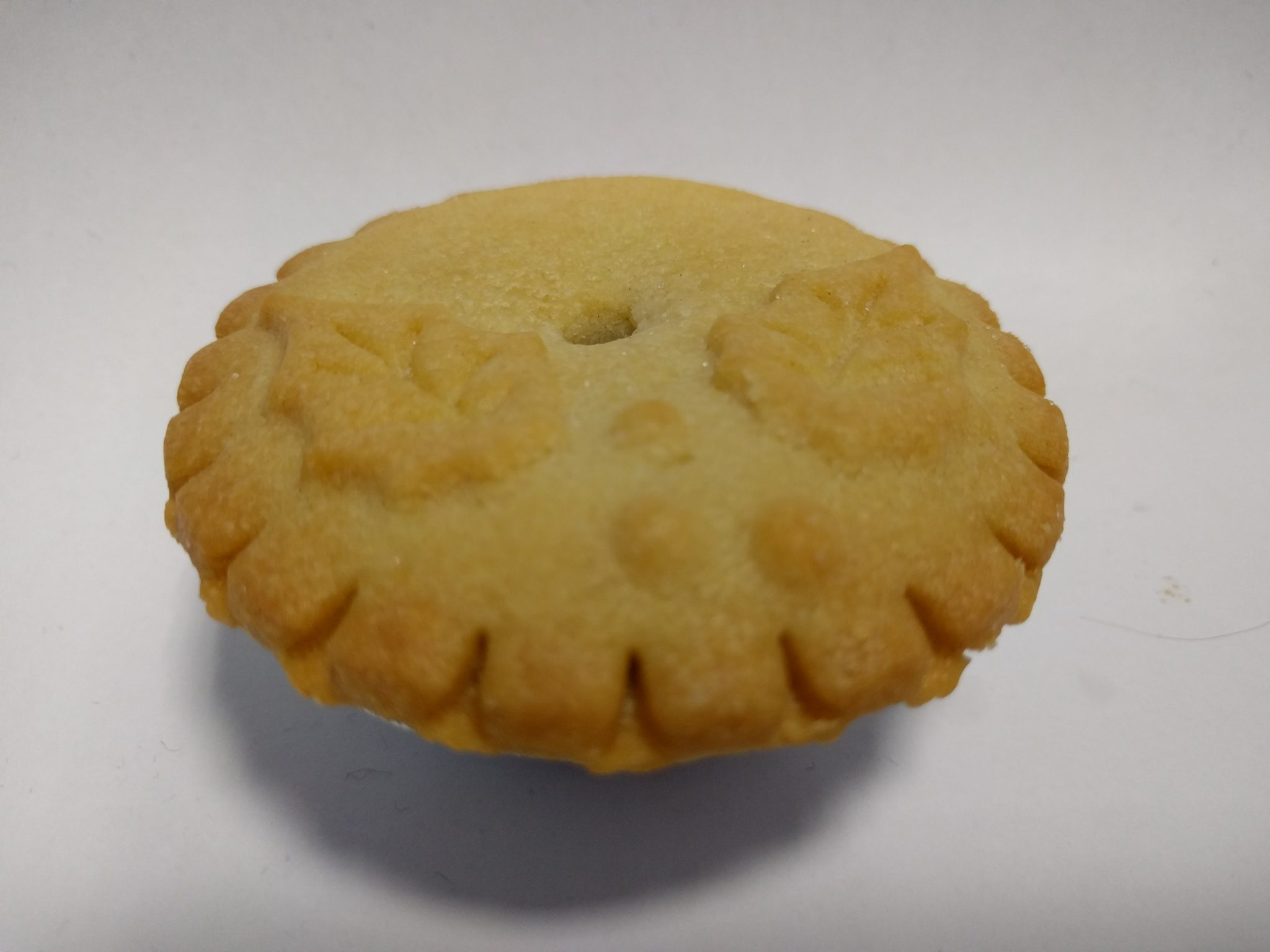 2015 Sainsbury's Taste The Difference All Butter Mince Pie