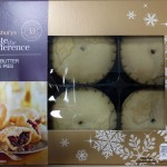 2015 Sainsbury's Taste The Difference All Butter Mince Pie Box