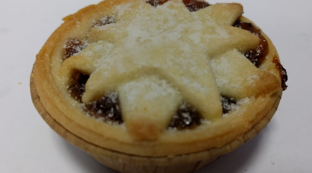 Marks & Spencer Christmas Star Mince Pies