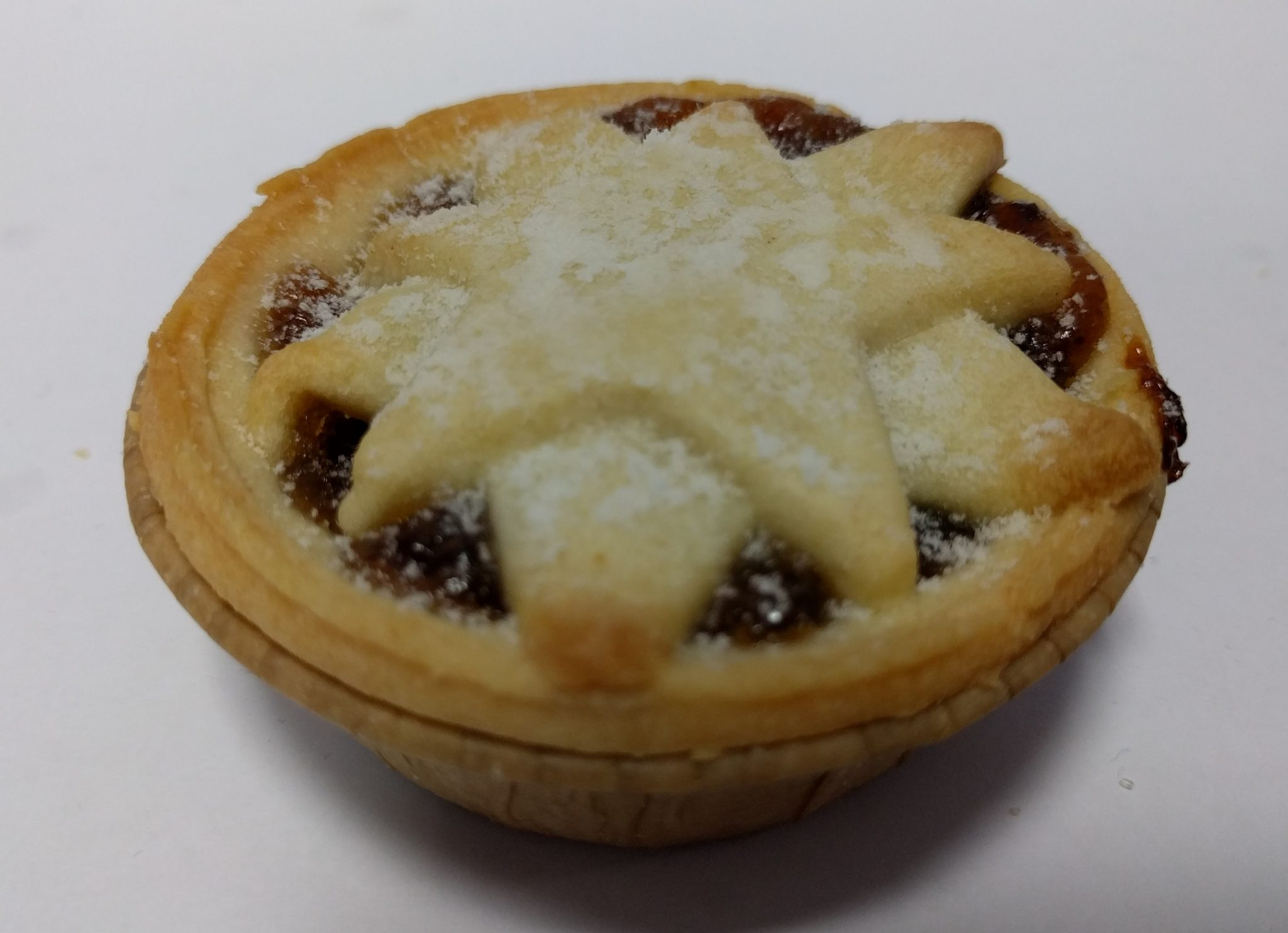 Marks & Spencer Christmas Star Mince Pies - Mince Pie Club