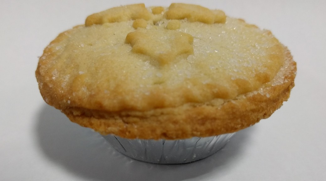 The Co-Operative Luxury Mince Pie
