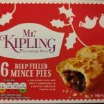 Mr Kipling Deep Filled Mince Pies Box
