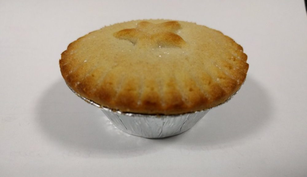 2017 Co-Op Deep Filled Mince Pie