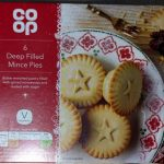 2017 Co-Op Deep Filled Mince Pie Box
