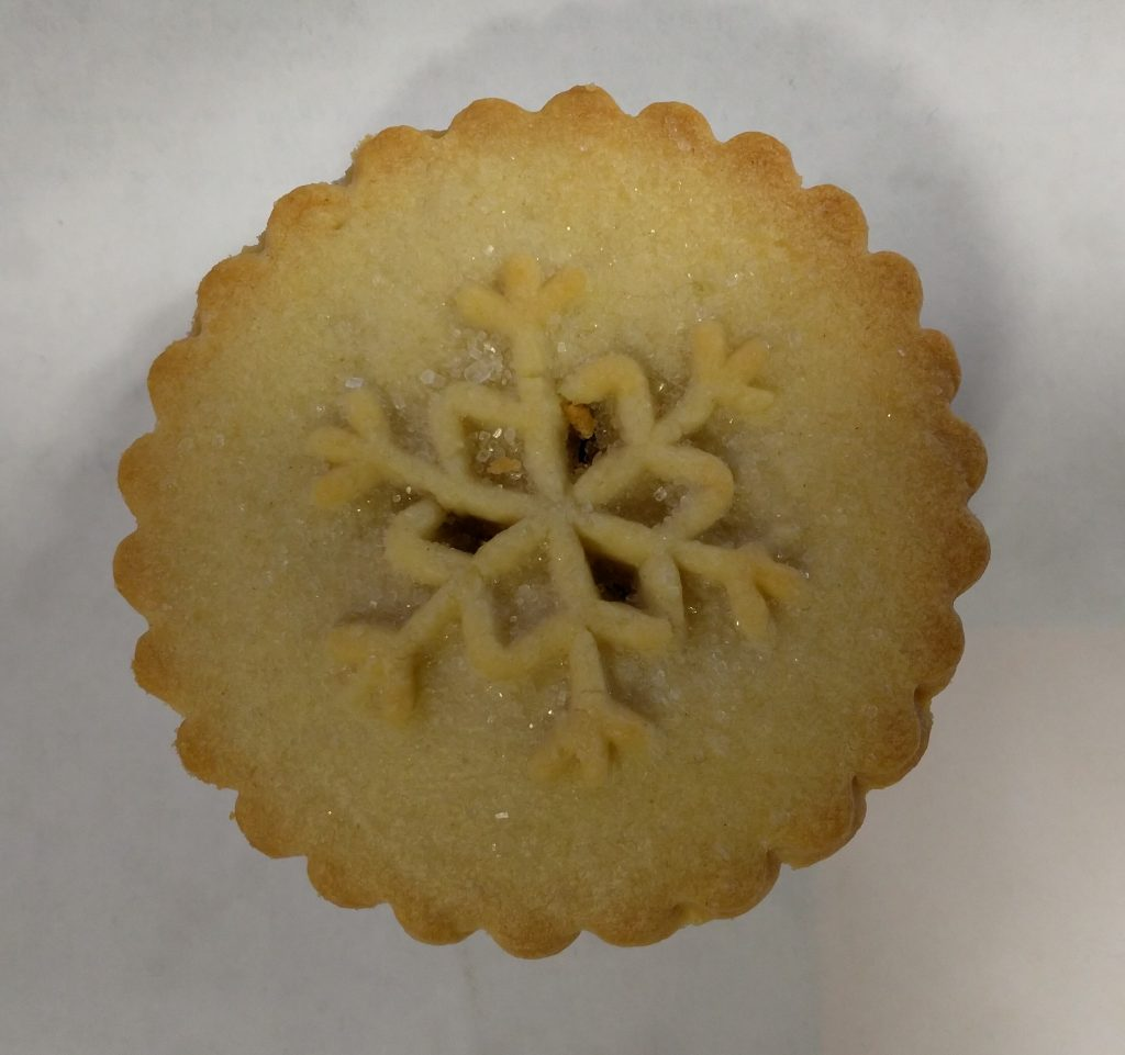 2019 Tesco Finest All Butter Pastry Mince Pie 4