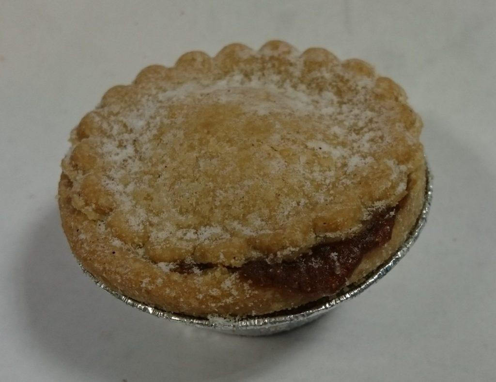 2019 Aldi Free From 4 Gluten Free Mince Pie 3