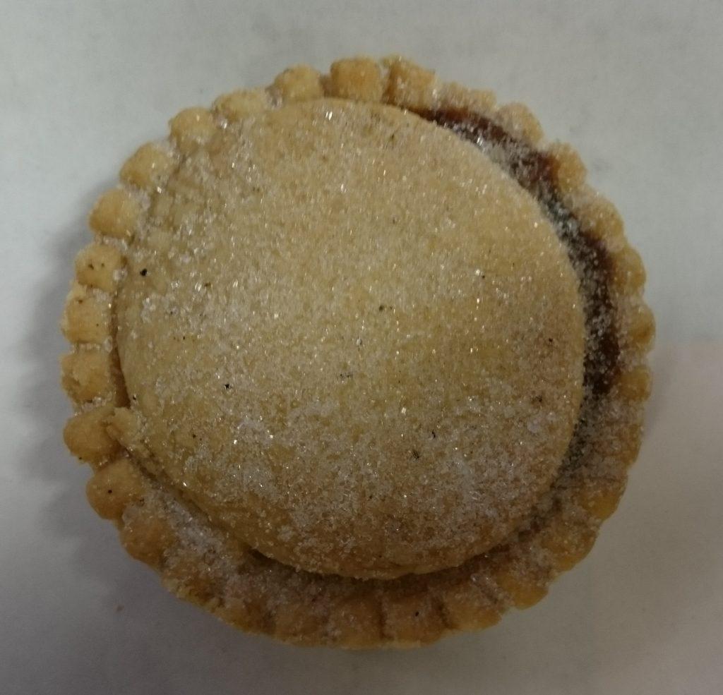 2019 Bramley Village Bakery Shortcrust Mince Pie 2