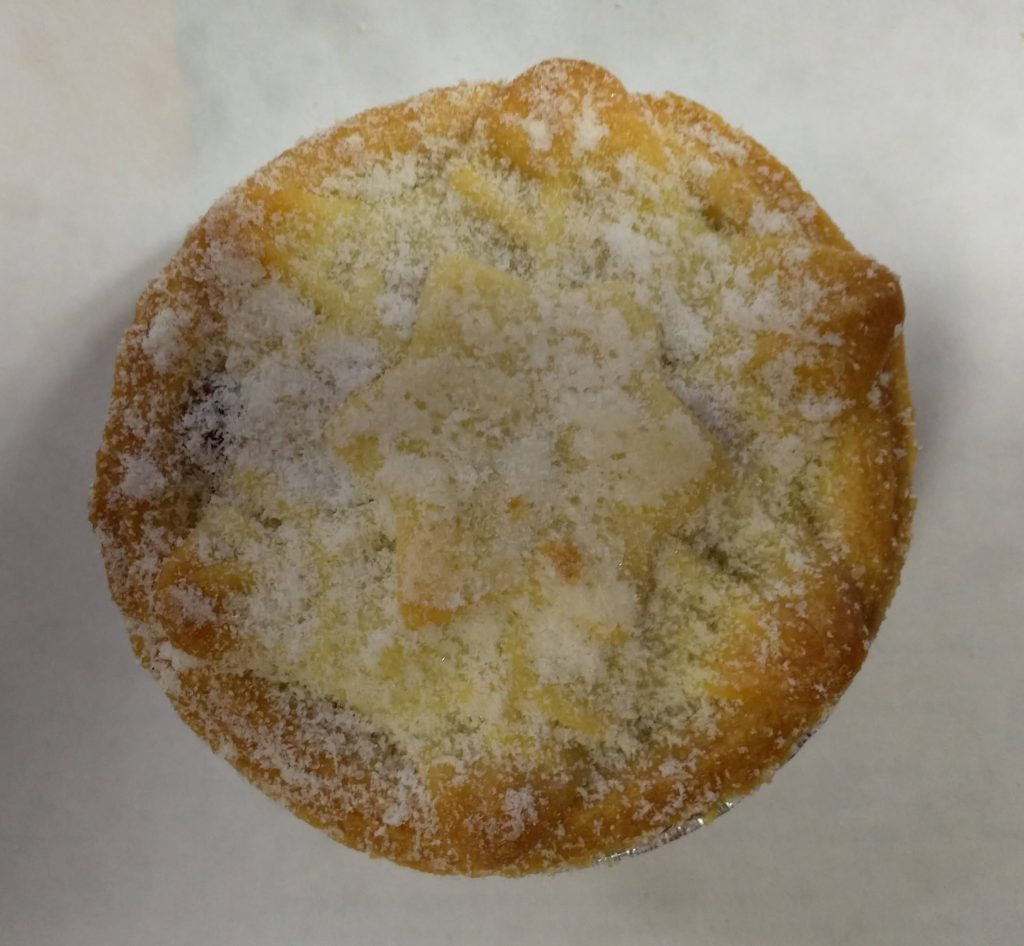 2019 M&S Collection Mince Pie 1