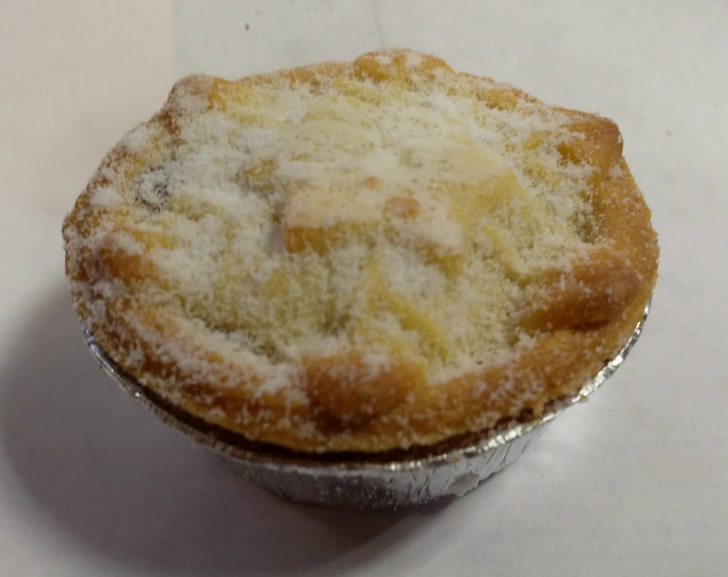 2019 M&S Collection Mince Pie 3