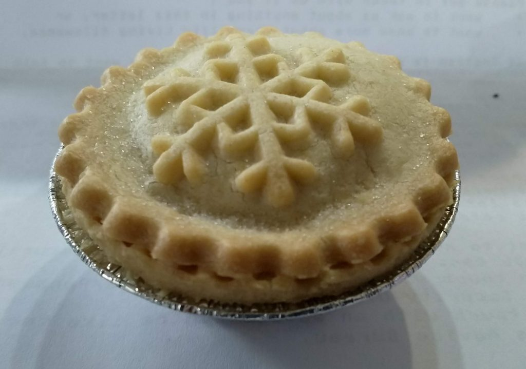2019 Waitrose No1 All Butter Mince Pie 2