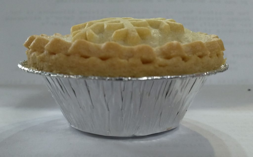 2019 Waitrose No1 All Butter Mince Pie 3