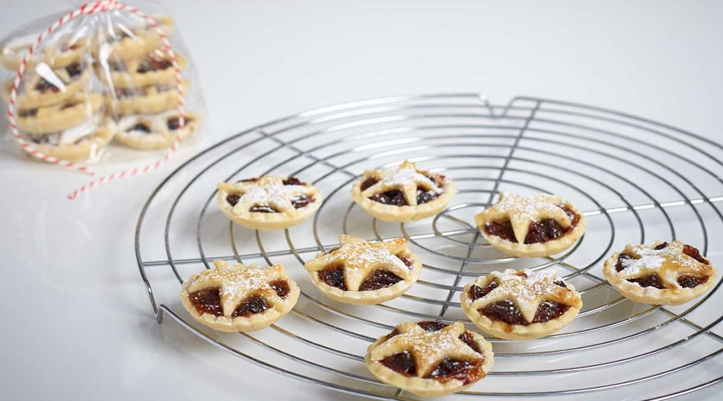 Doves Farm Star Mince Pies