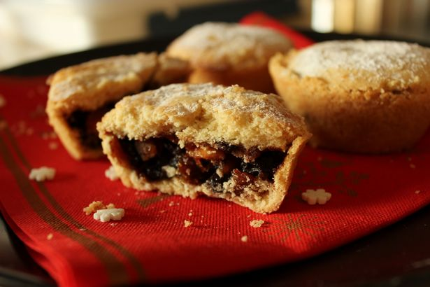 Unhealthy Mince Pie